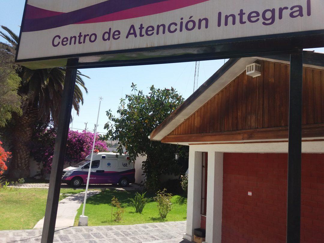 Centro de Evaluaciones Laborales IST Vallenar