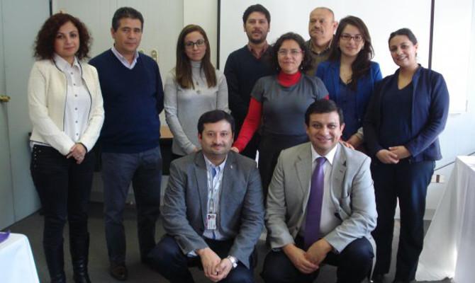 Empresas de la Región del Maule participan en mesa regional de prevención IST