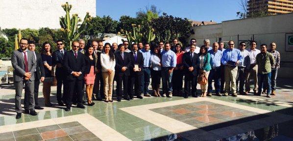 IST entregó distinciones en prevención de la Zonal Atacama.