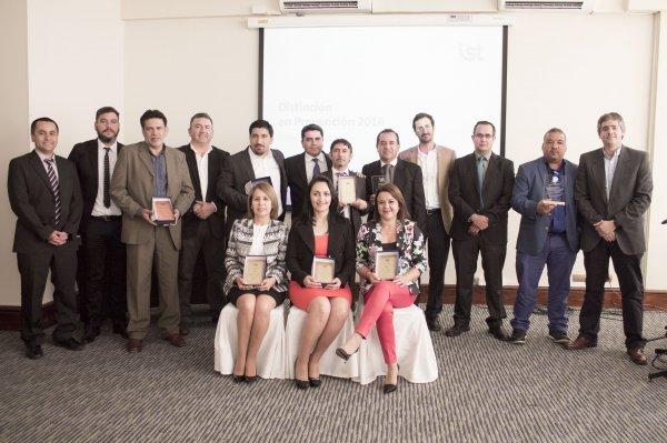 IST Zonal Norte realizó distinción anual en Antofagasta