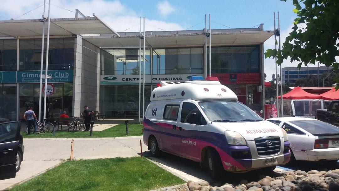 Centro de Atención Médico IST Curauma