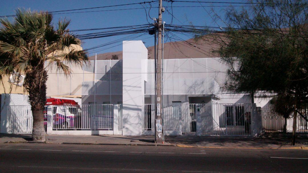 Centro de Atención Integral IST Arica