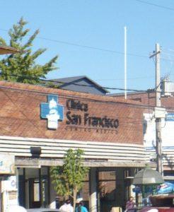 Centro de Atención Médico IST San Fernando