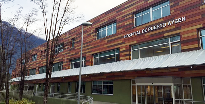 Hospital Puerto Aysén