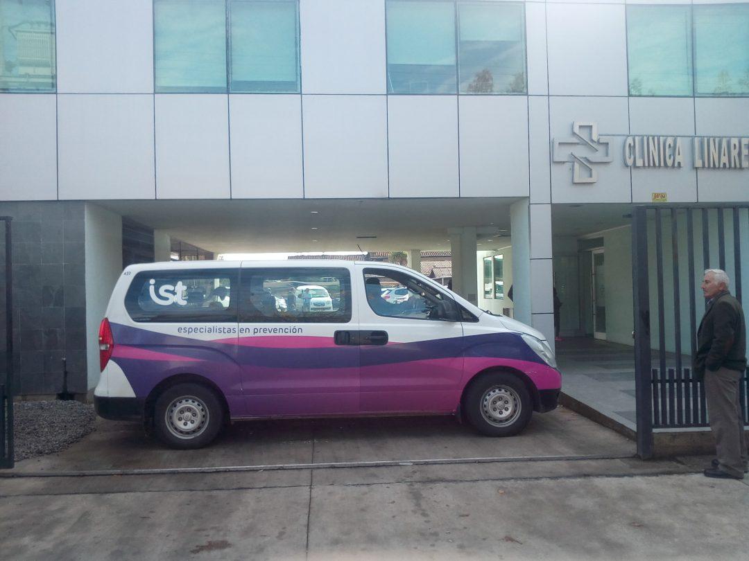 Centro de Atención Médico IST Linares
