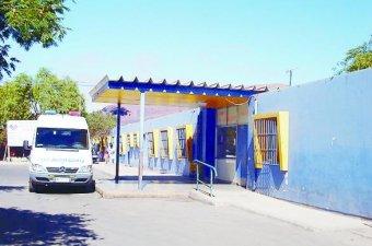 Hospital Florencio Vargas Díaz