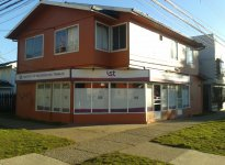 Centro de Atención Médico IST Coyhaique
