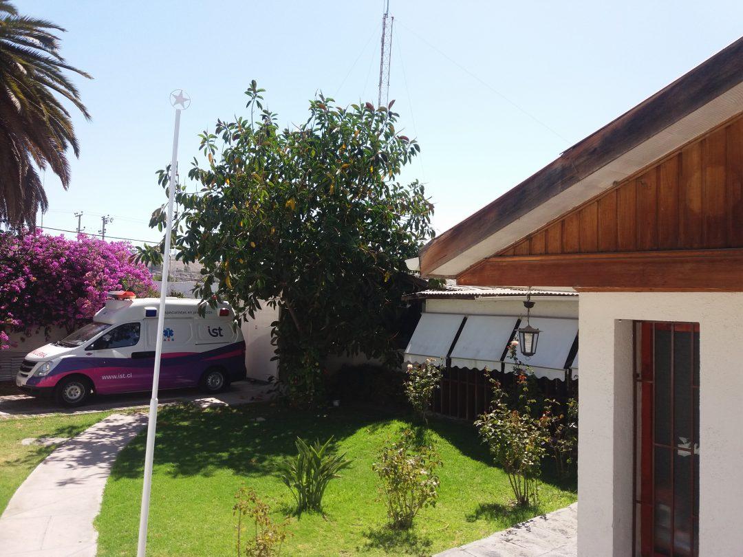 Centro de Atención Médico IST Vallenar