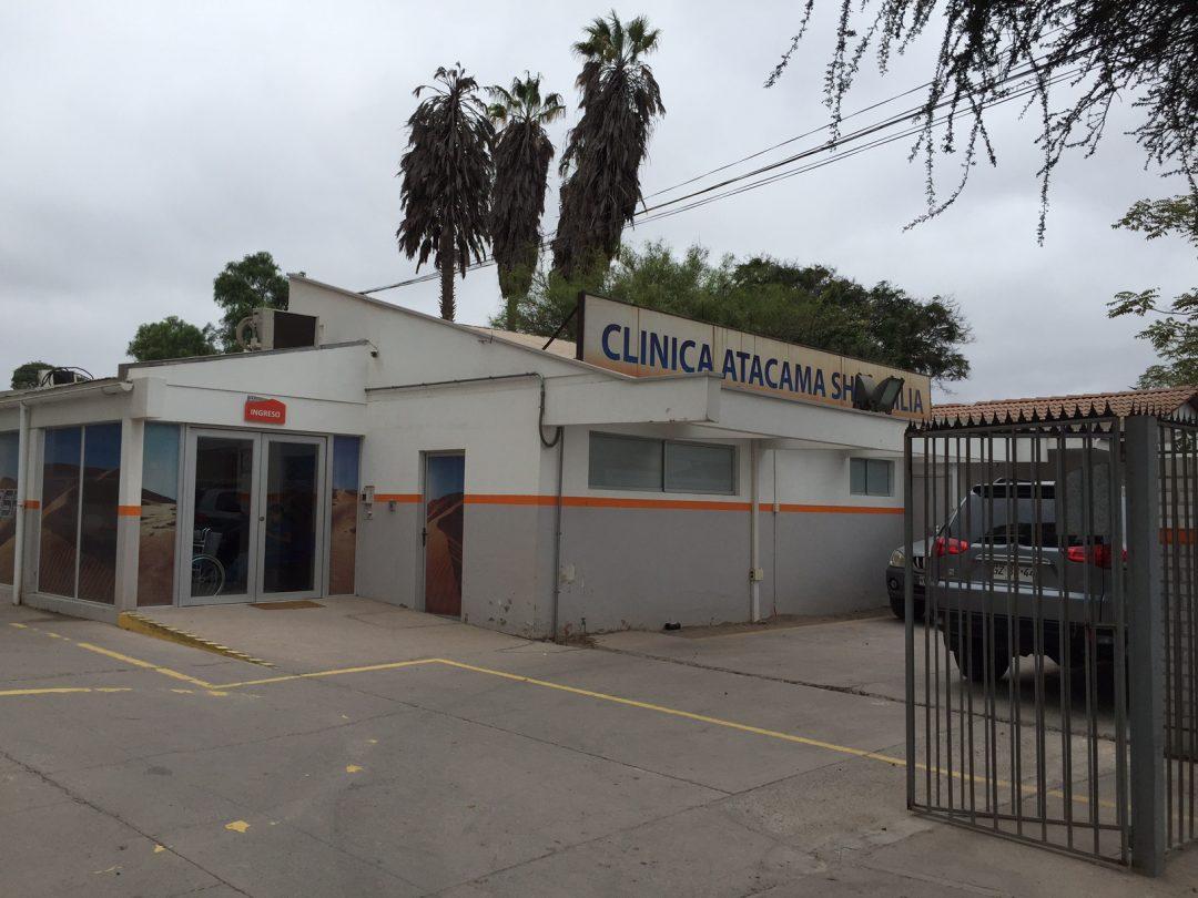 Clínica Atacama SH