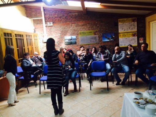 Petrex Agencia en Chile participó en taller preventivo