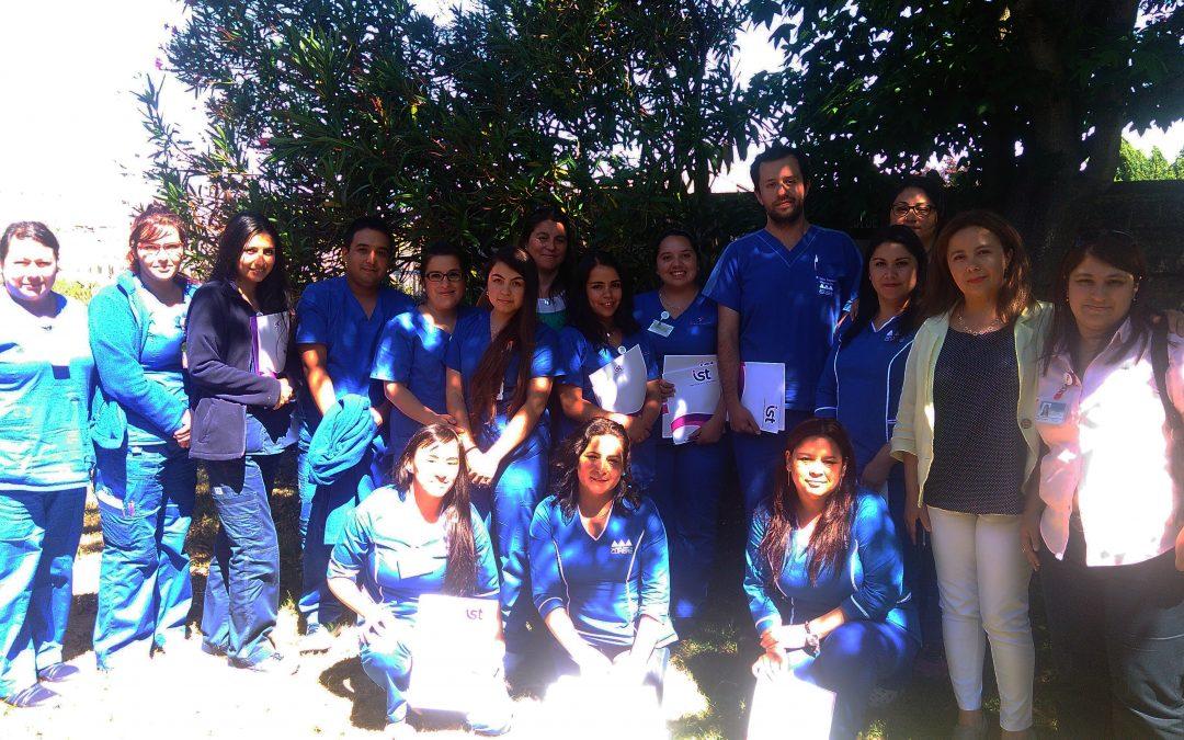 IST Zonal Sur capacitó a empresas adherentes del área clínica y laboratorios