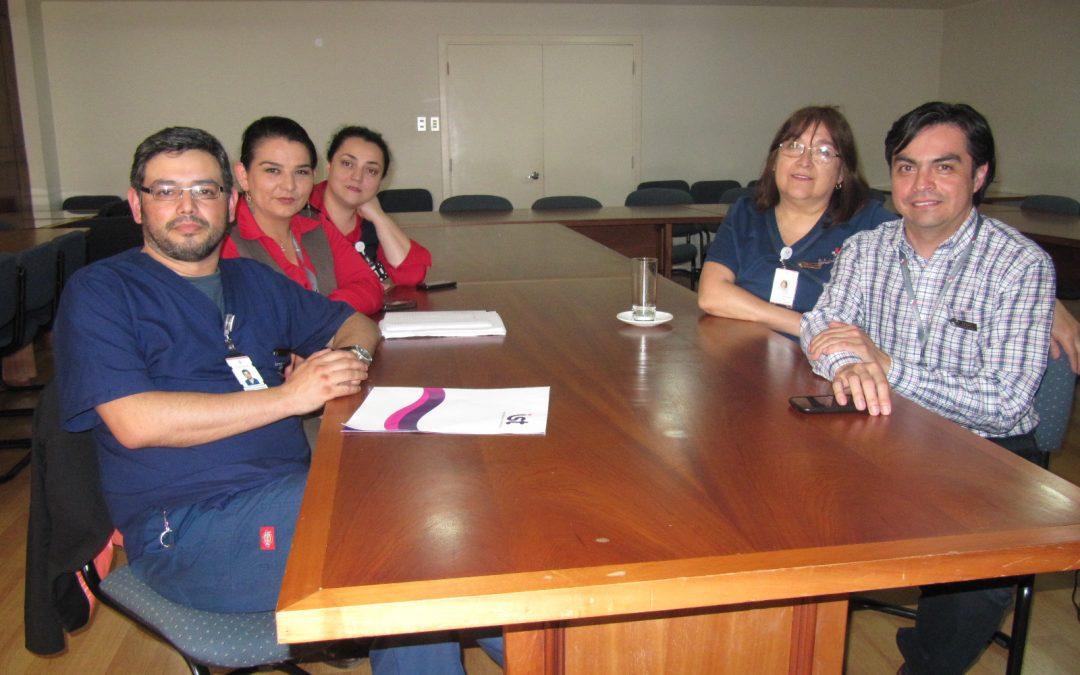 Entrevista a CPHS de la Clínica Sanatorio Alemán de Concepción