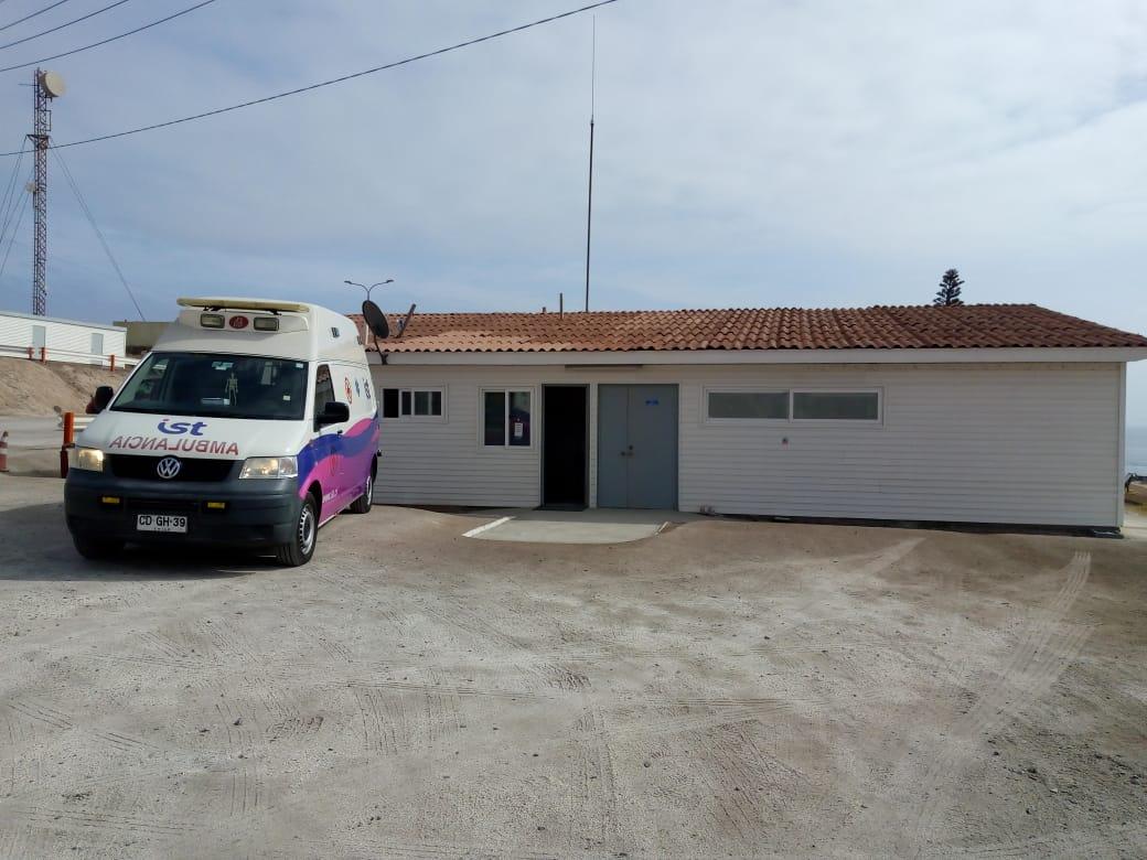 Policlínico IST Puerto Patillos