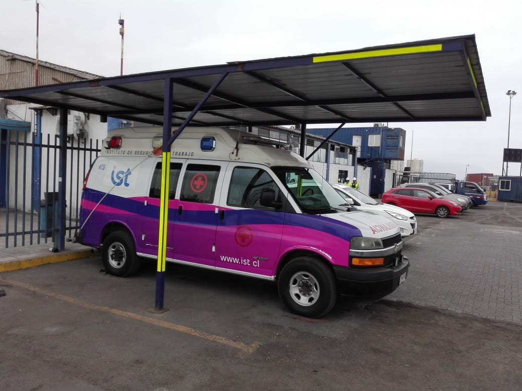 Policlínico IST Puerto Iquique