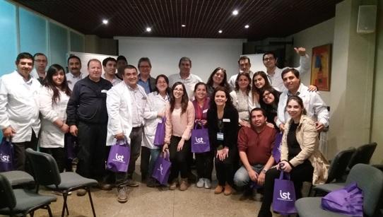Culmina con éxito mes de la Prevencion en Lucchetti Chile