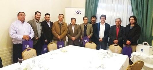 IST reconoce a empresa Emining Technology