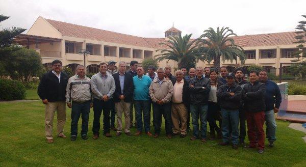 Taller de responsabilidad civil y penal en Ultraport Coquimbo