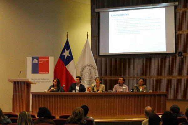 IST participa en seminario de investigación e innovación en prevención de accidentes laborales y enfermedades profesionales