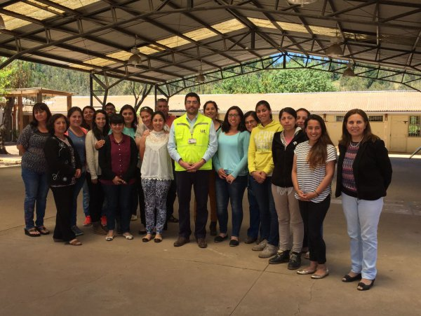 IST capacita a profesores del municipio de Santo Domingo