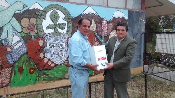IST asesora a Escuela San Rafael de San Felipe