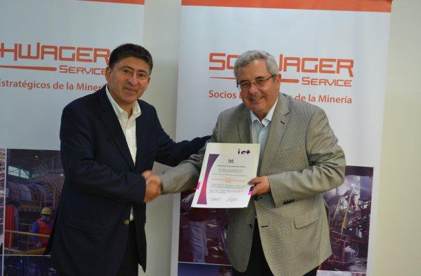 Schwager Service firmó protocolo de implementación del Proyecto PASSO