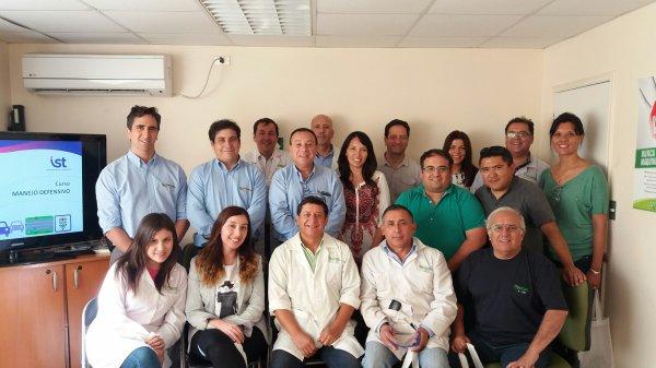 Natural Response participa en el taller Manejo Defensivo