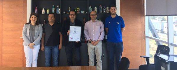 Ritrama recibe acreditación por implementación del Programa Vector