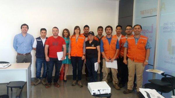 Megalogística participa en curso interpretación en SIG OHSAS 18001 – ISO 14001