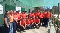 Taller manejo manual de cargas en Dimasa