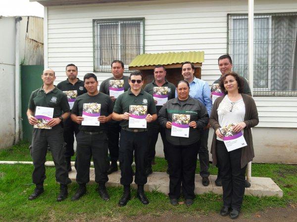 IST capacita a empresas adherentes de Isla de Pascua