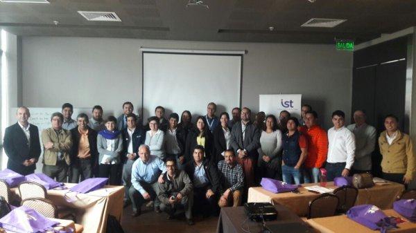 Encuentro de Comités Paritarios del sector portuario en Iquique
