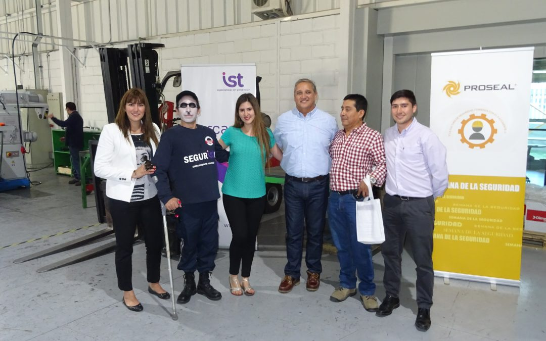 IST participa en Semana de la Seguridad de Proseal y Tech