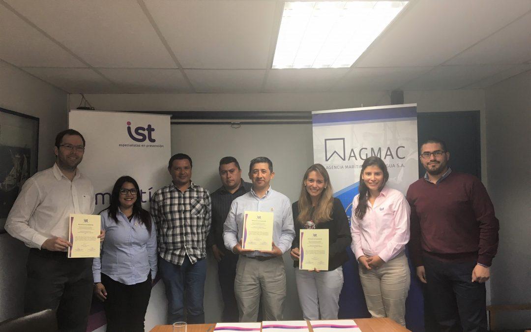 AGMAC firma protocolo de colaboración SAC