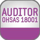 Auditor interno norma OHSAS 18001