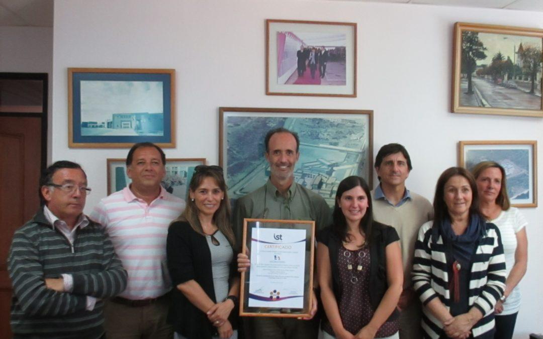 CPHS de Colegio Alianza Francesa obtiene acreditación SAC
