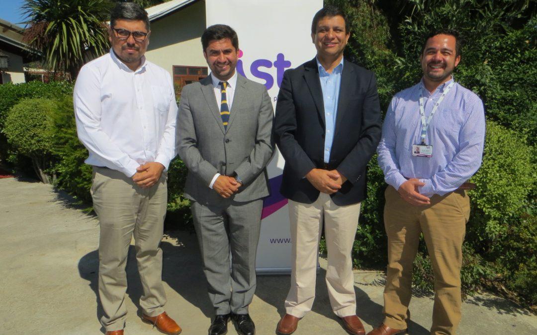 Jornada de gestión preventiva en Municipalidad de Talcahuano