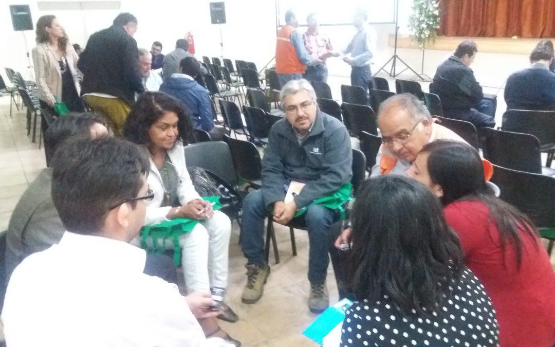 Profesionales IST participan en reunión mensual de  comité regional de seguridad minera