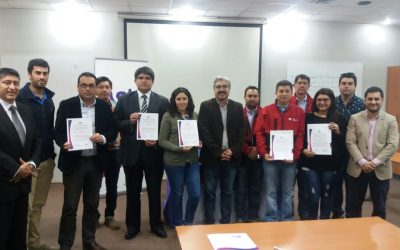 Empresas adherentes de la Zonal Centro firman protocolo para los programas PASSO y PGA