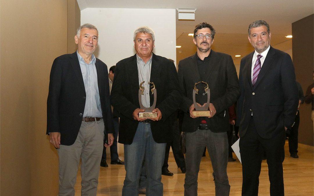 SUSESO reconoce a dos empresas adherentes de IST con el Premio Tucapel González García 2017