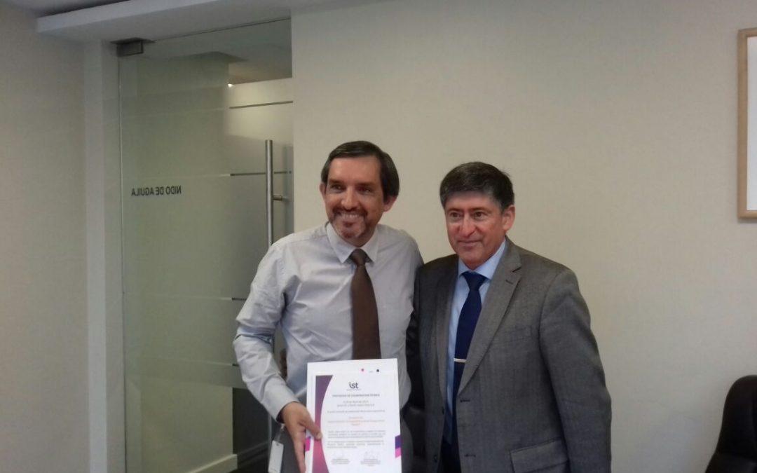 Pacific Hydro Chile firma protocolo PASSO