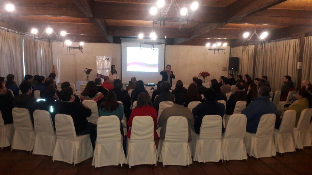Comenzó programa de competencias comunicacionales para la supervision en Curicó