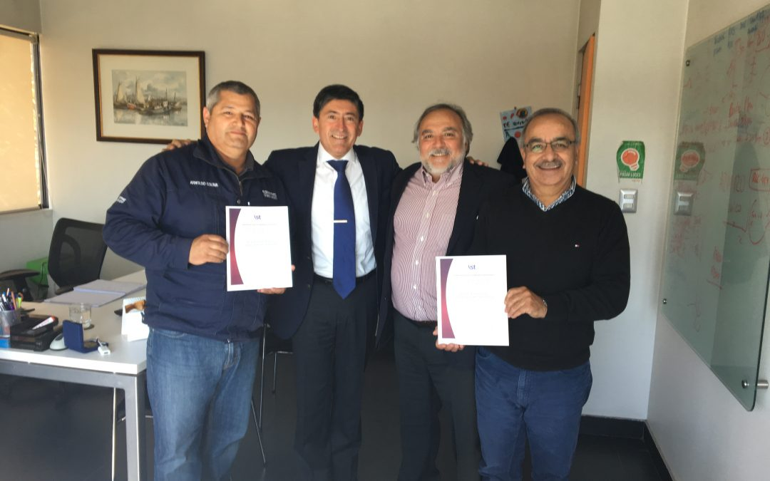 Cintac firma protocolos en los proyectos de actualización de los sistemas de gestión ambiental y calidad