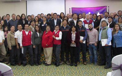 En Arica se inició ciclo de encuentros de CPHS organizados por IST