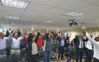Más de 60 trabajadores participan en encuentro anual de CPHS en Iquique