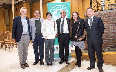 Empresas adherentes de IST fueron premiadas por el Consejo Nacional de Seguridad