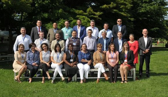 """Gerentes de IST participaron en la OIT en Turín en """"Programas y Sistemas Nacionales de Seguridad y Salud en el Trabajo"""""""