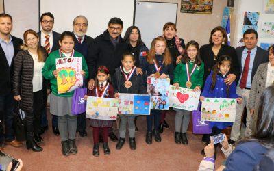 Semana de la Seguridad Escolar y Parvularia en Municipalidad de Las Cabras