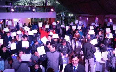 Se celebró tercer Encuentro de Comités Paritarios VI Región