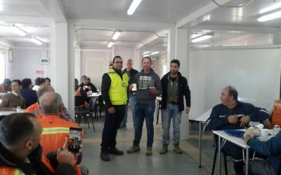 """Se realizó  campaña """"Manejo Defensivo"""" por  Pacific Hydro"""