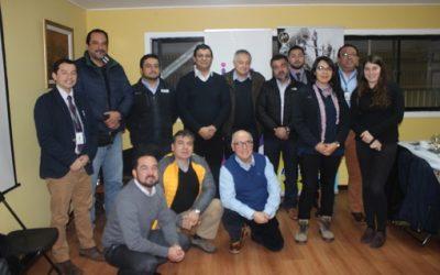 Energysur fue anfitrión de exitosa mesa regional de prevención